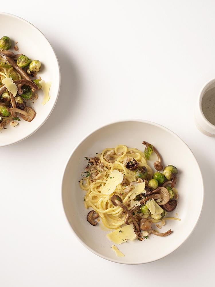 foodstyling conceptontwikkeling art direction ztrdg elleeten remeker kaas spruiten spaghetti