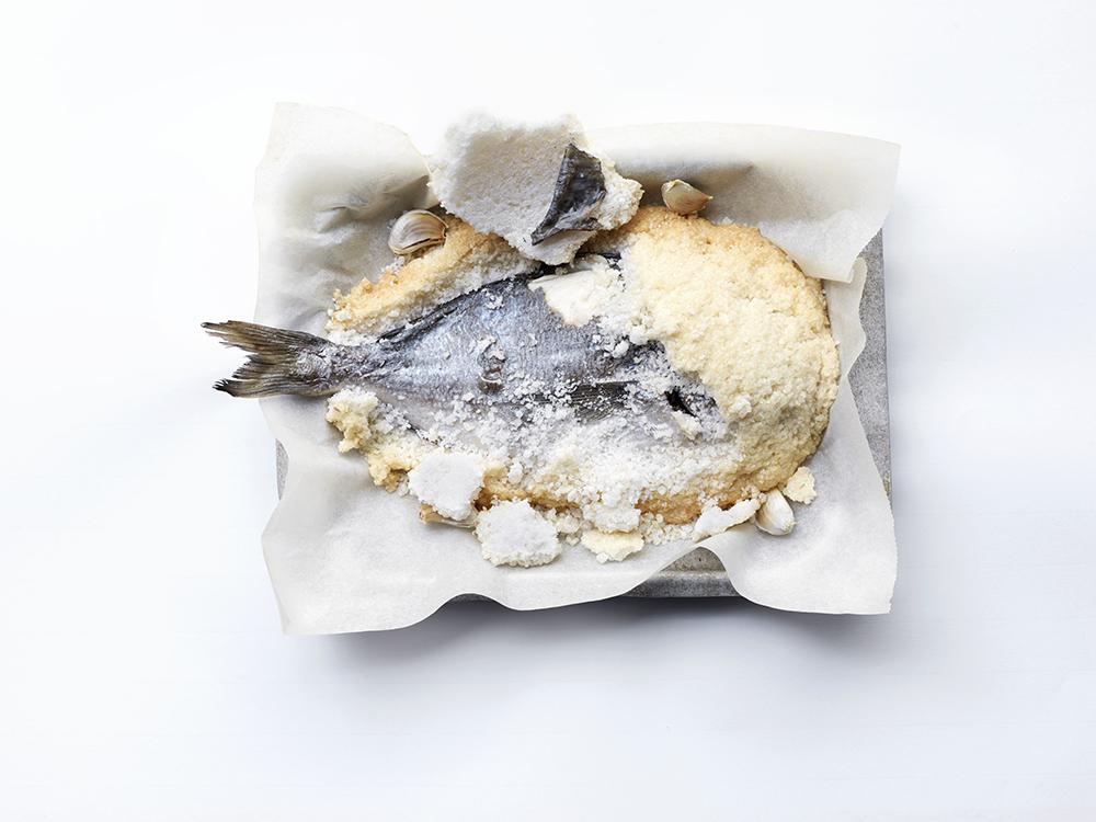 foodstyling receptontwikkeling ztrdg nieuwsbrief blanke schone vis zout korst