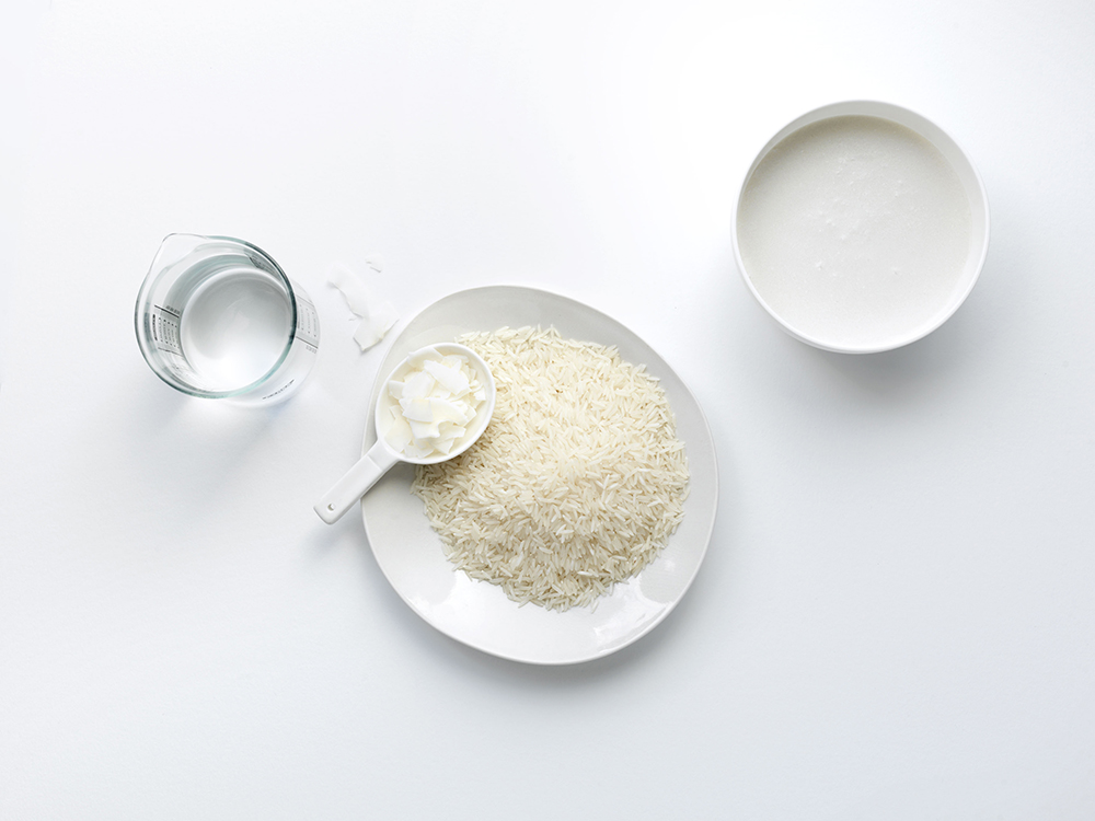 foodstyling receptontwikkeling ztrdg nieuwsbrief blanke schone rijst kokosmelk