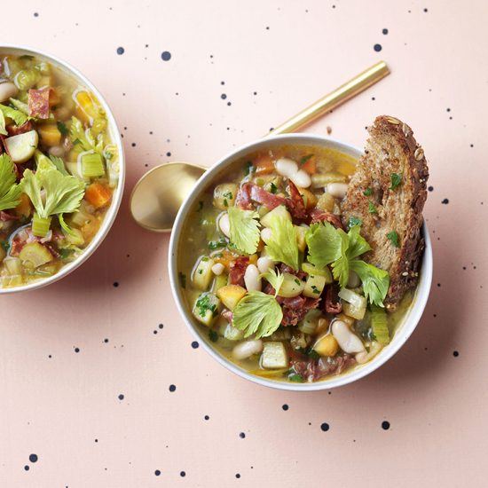 foodstyling receptontwikkeling boerensoep