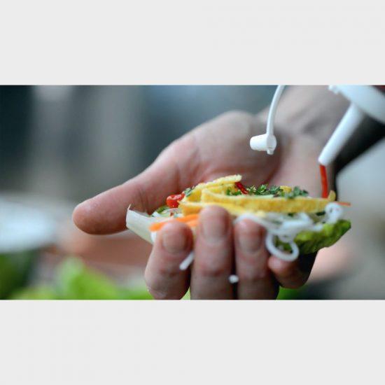 foodstyling dabbawalla commercial film