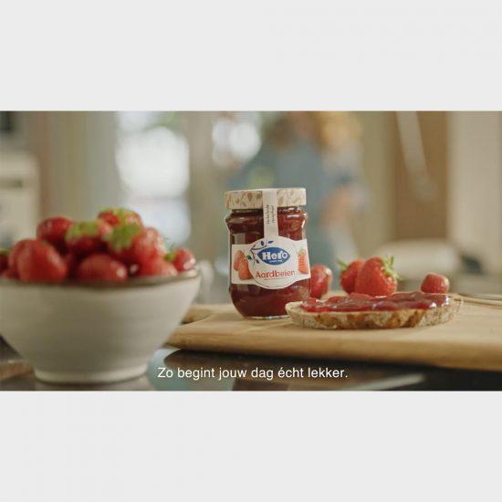 foodstyling hero jam commercial
