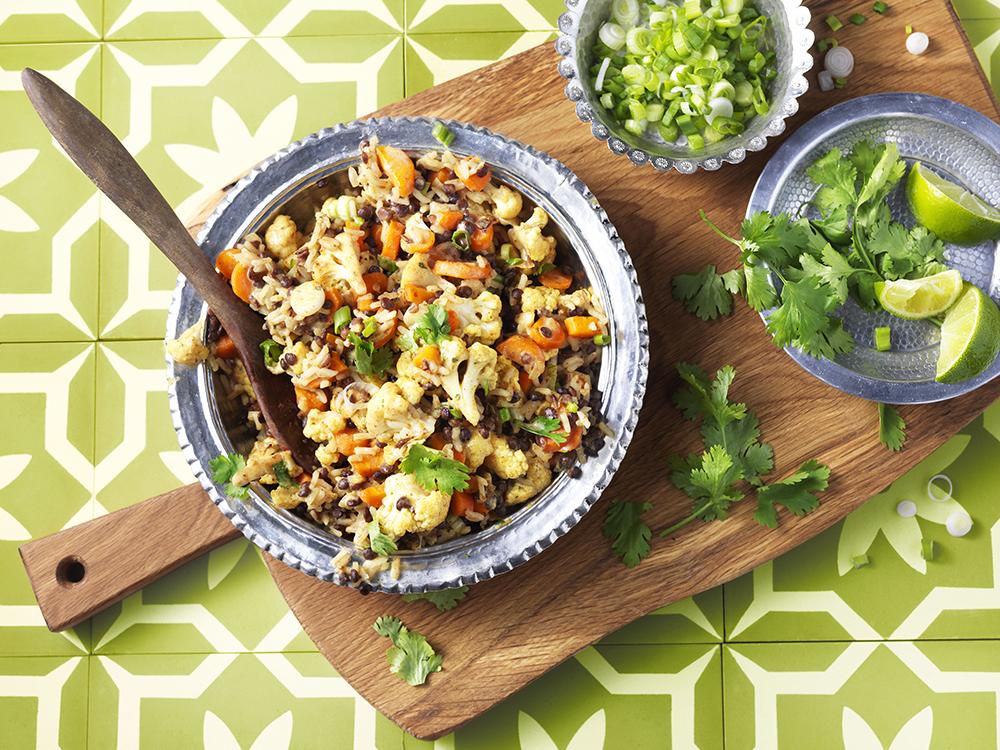 foodstyling receptontwikkeling maggi dagje geen vlees