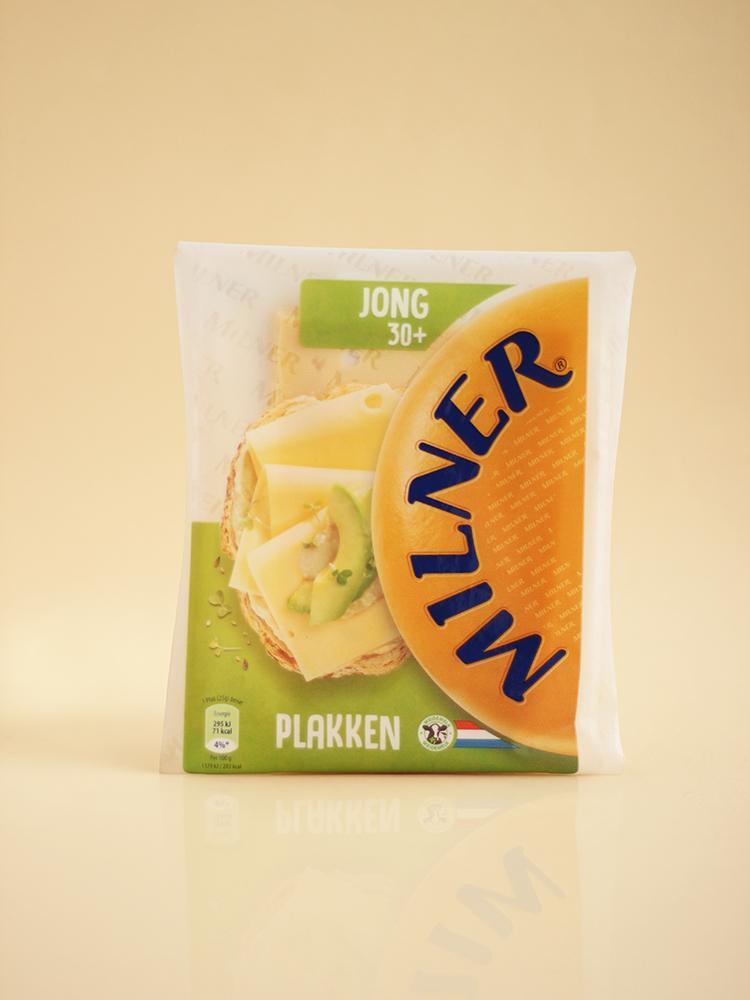 foodstyling verpakking Milner plakken kaas