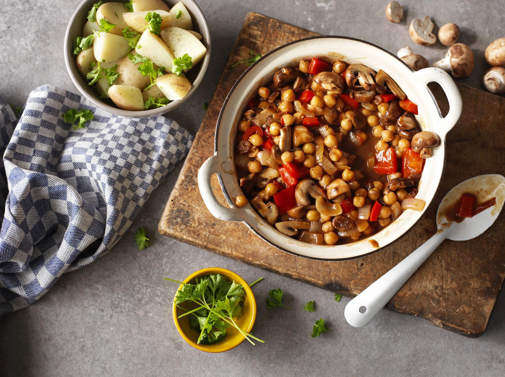 foodstyling receptontwikkeling maggi website dagschotel