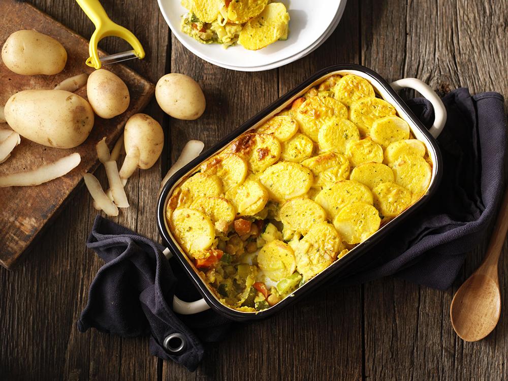 foodstyling receptontwikkeling maggi website ovenschotel
