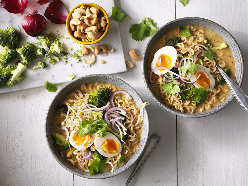 foodstyling receptontwikkeling maggi website roerbaknoedels