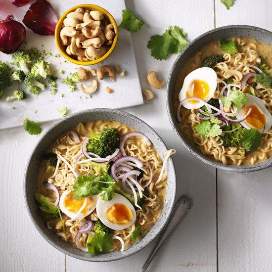 foodstyling receptontwikkeling maggi website