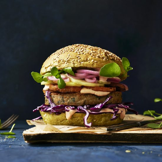 foodstyling the dutch weed burger cover